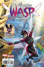 Image: Unstoppable Wasp #2 - Marvel Comics