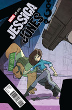Image: Jessica Jones #5 (variant cover - Fosgitt) - Marvel Comics