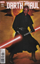 Image: Darth Maul #1 (Movie variant cover - 00151) - Marvel Comics