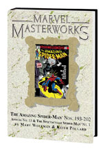 Image: Marvel Masterworks Vol. 245: Amazing Spider-Man Nos. 193-202, Annual No. 13 HC  - Marvel Comics