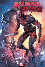 Image: Deadpool: Bad Blood HC  - Marvel Comics