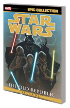Image: Star Wars Legends Epic Collection: The Old Republic Vol. 02 SC  - Marvel Comics