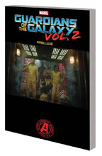Image: Marvel's Guardians of the Galaxy Vol. 02 Prelude SC  - Marvel Comics