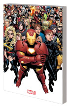 Image: Avengers: The Initiative - The Complete Collection Vol. 01 SC  - Marvel Comics