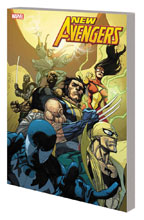 Image: New Avengers by Brian Michael Bendis: The Complete Collection Vol. 03 SC  - Marvel Comics