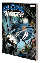 Image: Cloak and Dagger: Lost and Found SC  - Marvel Comics
