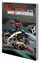 Image: Wolverine vs. the Marvel Universe SC  - Marvel Comics