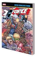 Image: X-Force Epic Collection: Under The Gun SC  - Marvel Comics