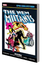 Image: New Mutants Epic Collection: Renewal SC  - Marvel Comics
