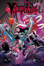 Image: Vampblade Vol. 03 SC  - Action Lab - Danger Zone