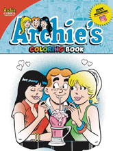 Image: Archie's Coloring Book SC  - Archie Comic Publications