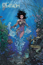 Image: All New Fathom #1 (Talent Caldwell incentive cover - 00141) (12-copy)  [2017] - Aspen MLT Inc