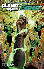 Image: Planet of the Apes / Green Lantern #1 - Boom! Studios