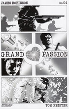 Image: Grand Passion #4 (cover B incentive- B&W) (10-copy)  [2017] - Dynamite
