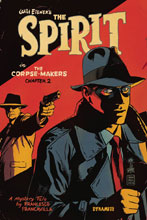 Image: Will Eisner's The Spirit: Corpse Makers Vol. 02 #2 (cover A) - Dynamite