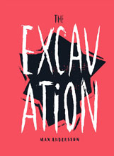 Image: Excavation HC  - Fantagraphics Books