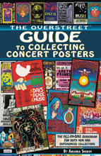 Image: Overstreet Guide to Collecting Concert Posters SC  - Gemstone Publishing
