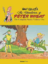 Image: Walt Kelly's The Adventures of Peter Wheat Vol. 01 SC  - Hermes Press