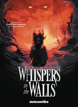 Image: Whispers in the Walls HC  - Humanoids Inc