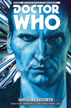 Image: Doctor Who: The 9th Doctor Vol. 03: Official Secrets HC  - Titan Comics