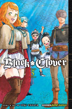 Image: Black Clover Vol. 05 SC  - Viz Media LLC