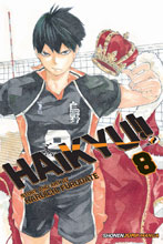 Image: Haikyu!! Vol. 08 GN  - Viz Media LLC