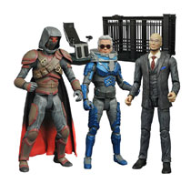 Image: Gotham Select Action Figure Series 4 Assortment  - Diamond Select Toys LLC
