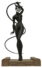 Image: DC Gallery Batman the Animated Series New Adventures PVC Figure: Catwoman  - Diamond Select Toys LLC
