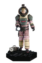 Image: Alien & Predator Figurine Collection: Alien - Dallas  - Eaglemoss Publications Ltd