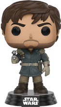 Image: Pop! Star Wars Rogue One Vinyl Bobble-Head 139: Captain Cassian Andor  - Funko