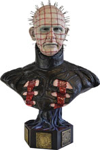 Image: Hellraiser Life-Size Bust: Pinhead  - Hollywood Collectibles Group