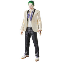 Image: Suicide Squad MAF: Joker  (Suits version) - Medicom Toy Corporation