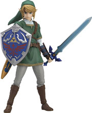 Image: Legend of Zelda Twilight Princess Figma Action Figure: Link  - Good Smile Company
