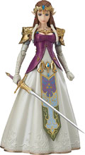Image: Legend of Zelda Figma Action Figure: Zelda - Twilight Princess Version  - Good Smile Company