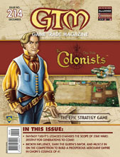 Image: Game Trade Magazine #216 - Diamond Publications