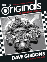 Image: Originals: The Essential Edition HC  - Dark Horse Comics