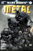 Image: Dark Nights: Metal #6 (variant cover - Lee)  [2018] - DC Comics
