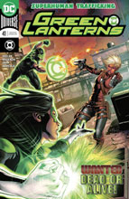 Image: Green Lanterns #41 - DC Comics