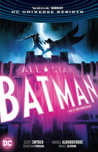 Image: All-Star Batman Vol. 03: First Ally HC  (Rebirth) - DC Comics