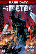 Image: Dark Days: The Road to Metal HC  - DC Comics