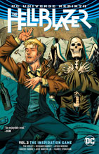 Image: Hellblazer Vol. 03: The Inspiration Game SC  (Rebirth) - DC Comics