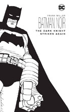 Image: Batman Noir: The Dark Knight Strikes Again HC  - DC Comics