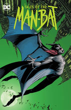 Image: Batman: Tales of the Man-Bat SC  - DC Comics