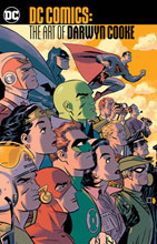Image: DC Comics: The Art of Darwyn Cooke SC  - DC Comics