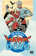 Image: Hawk and Dove: The Silver Age SC  - DC Comics