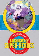 Image: Legion of Super-Heroes: The Silver Age Omnibus Vol. 02 HC  - DC Comics