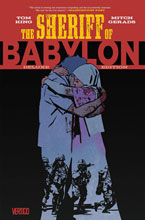 Image: Sheriff of Babylon Deluxe Edition HC  - DC Comics - Vertigo