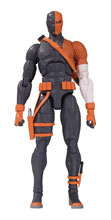 Image: DC Essentials Action Figure: Deathstroke  - DC Comics