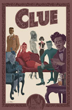 Image: Clue SC  - IDW Publishing