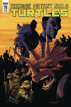 Image: Teenage Mutant Ninja Turtles #79 (cover A - Couceiro) - IDW Publishing